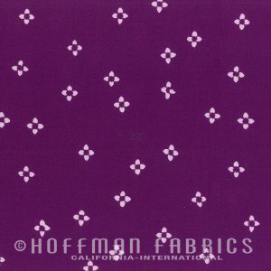 Ditsy Floral  Purple 1