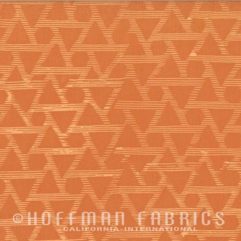 Textured Diamonds  Apricot