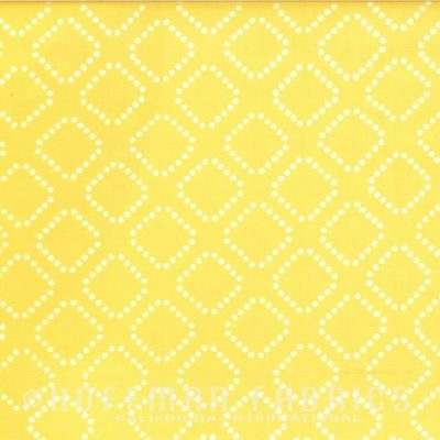 Dotty Diamonds  Lemon