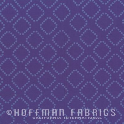 Dotty Diamonds  Violet