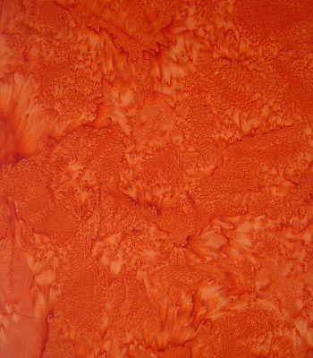 Batik Solid Cayenne