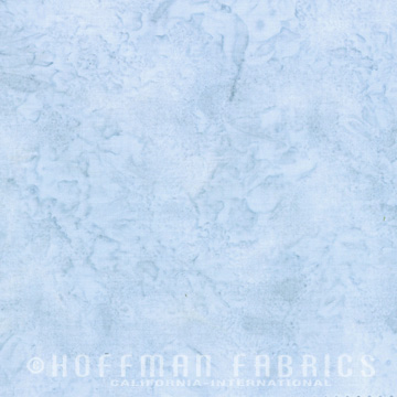 Batik Solid Dusty Blue