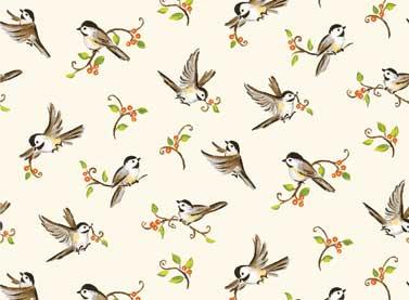 Birds  Cream 1