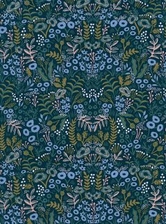 Tapestry  Navy