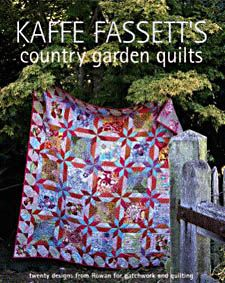 Kaffe Fassett, Country Garden Quilts