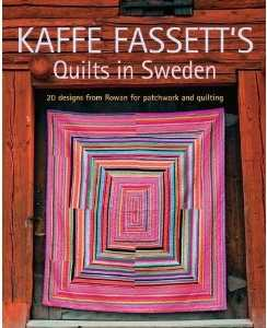 Kaffe Fassett, Quilts in Sweden