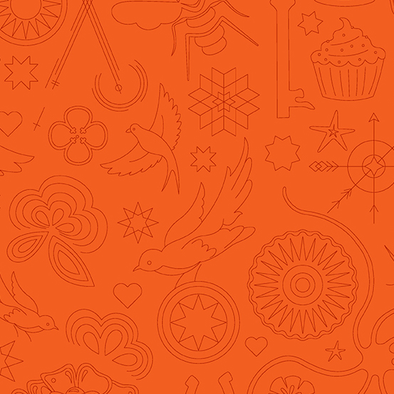 Embroidery  Pumpkin