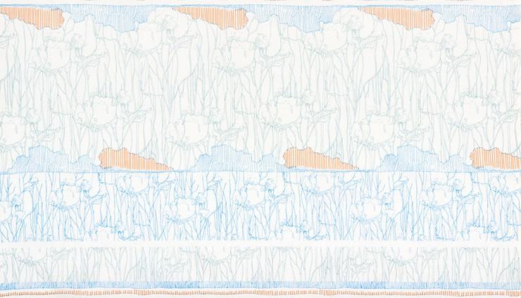 Afr-16610  Dusty Blue