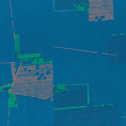 Afr-16611  Blue