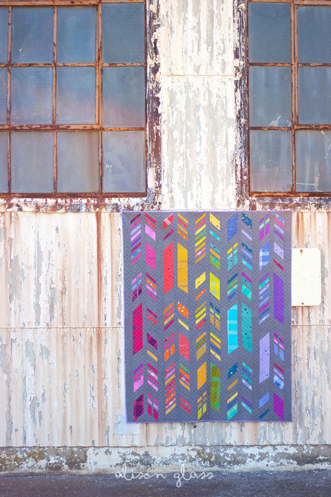 Alison Glass Fabric Kits