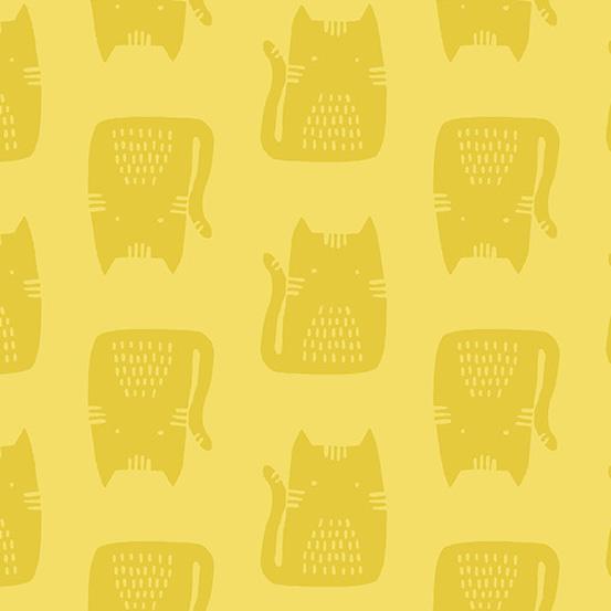 Cats  Yellow