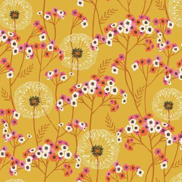 Dandelions  Mustard