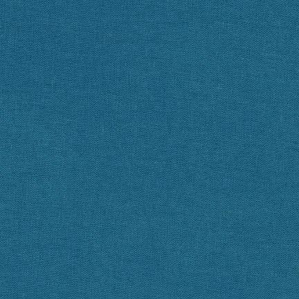 55% Linen/45% Rayon  Ocean