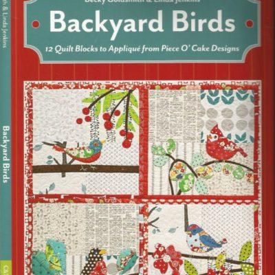 Backyard Birds Goldsmith Jenkins