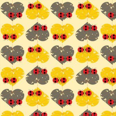 Ladybug Lover  Yellow