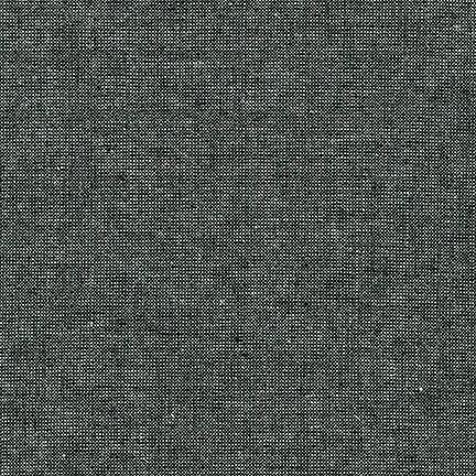 Linen Metallic Ebony