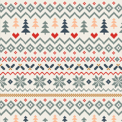 Cozy & Magical  Warm & Cozy, Frost, Flannel