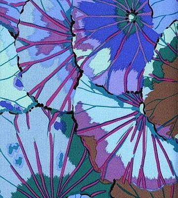 Lotus Leaf Blue