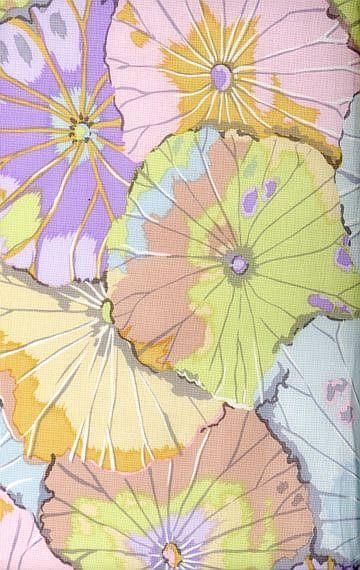 Lotus Leaf Pastel
