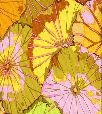 Lotus Leaf Yellow