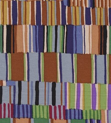 Shirt Stripes Brown