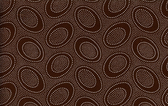 Aboriginal Dot Chocolate