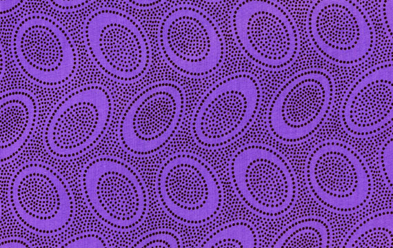 Aboriginal Dot Periwinkle