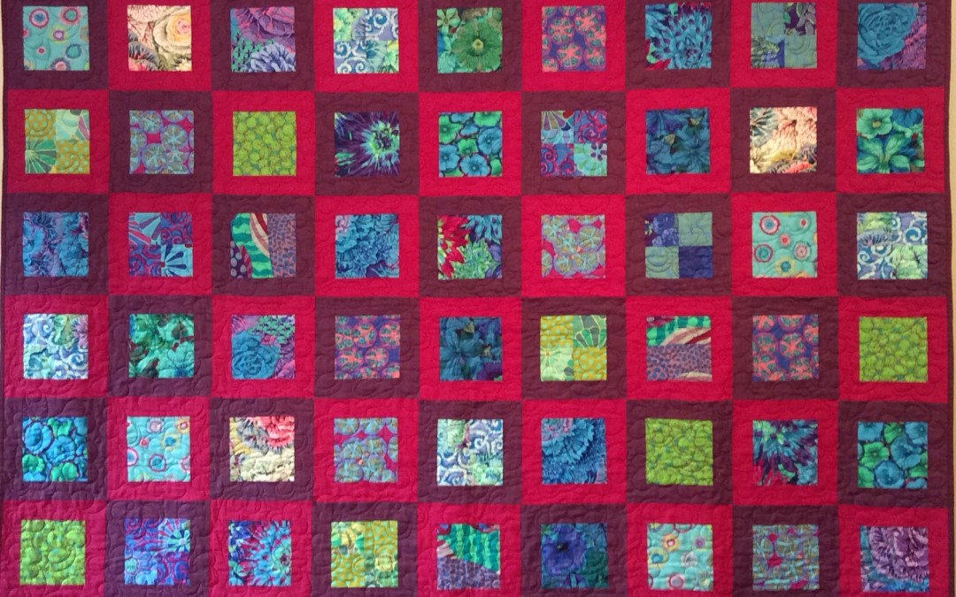 BEYOND BEGINNING QUILTING
