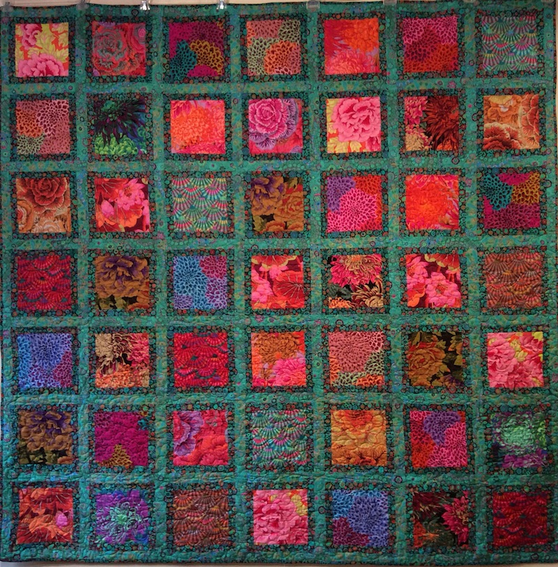 Kaffe Fassett Jewel Frames Kit