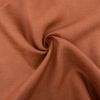 Linen Solid  Apricot Brandy