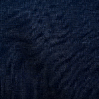 Yarn Dyed Linen  Navy