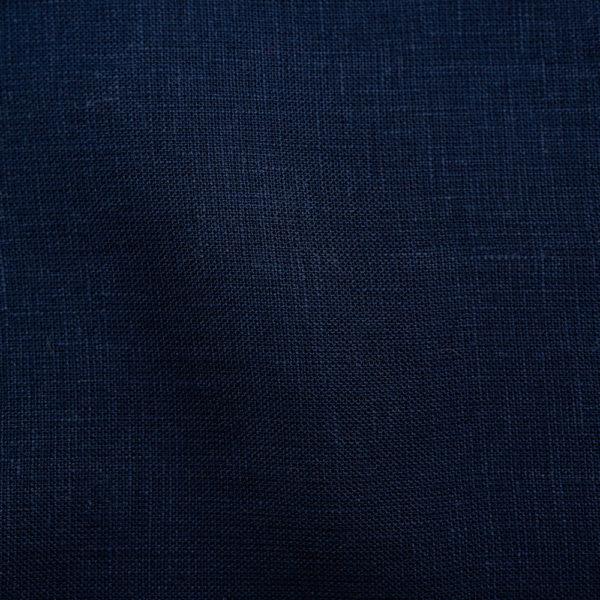 Yarn Dyed Linen  Navy