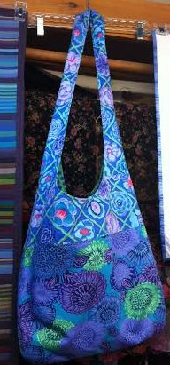Spice Market Tote Mail Sack Or Yoga Bag New Date