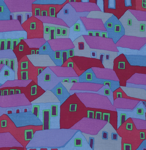 Shanty Town Purple