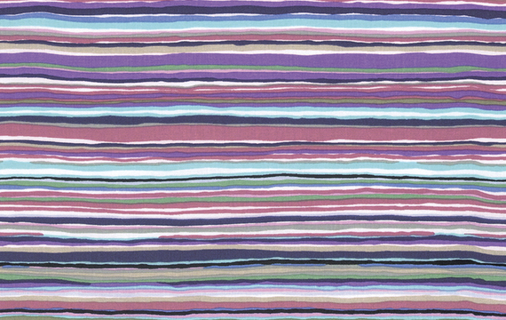 Kaffe Fassett PWGP150 Strata Stone Cotton Fabric By The Yard