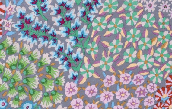Persian Garden  Grey