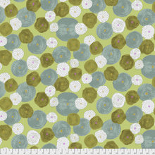 Stitch Flower  Green