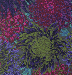 Japanese Chrysanthemum  Antique