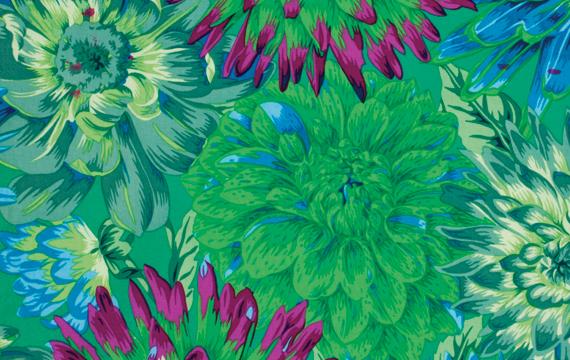 Cactus Dahlias Green