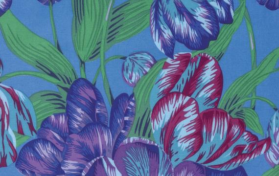 Tulip Extravaganza  Blue 1