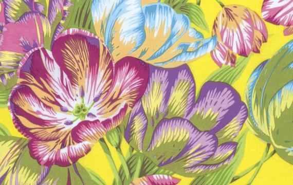 Tulip Extravaganza  Yellow 1