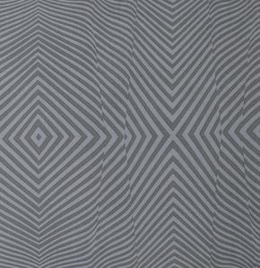 Lazy Stripe  Gunmetal