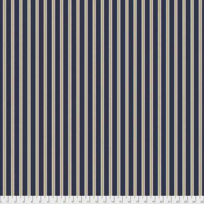 Gilt Stripe  Navy