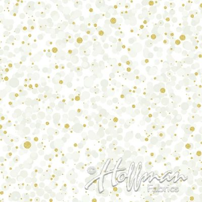 Q7637  Ivory/Gold