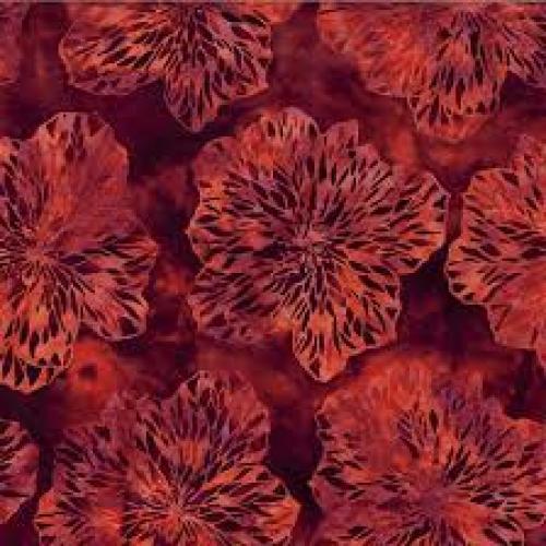 Glass Flower  Fire