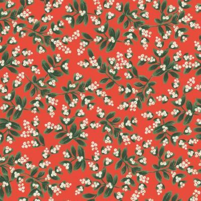 Mistletoe  Red Metallic