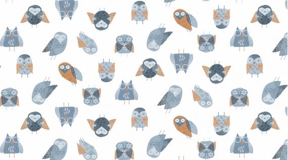 Owls  White