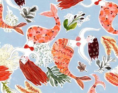 Mermaids  Multi
