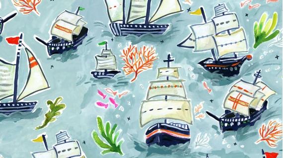 Sail Ships  Multi