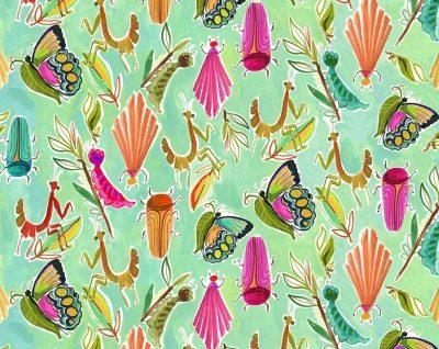 Summer Bugs  Multi